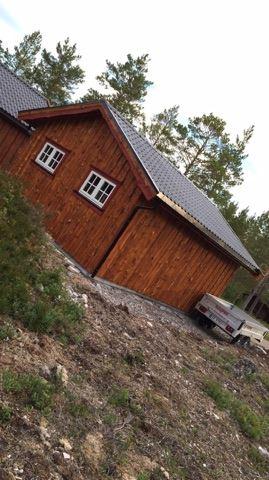 hytte garasje
